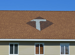 The Tabernacle logo roof mural